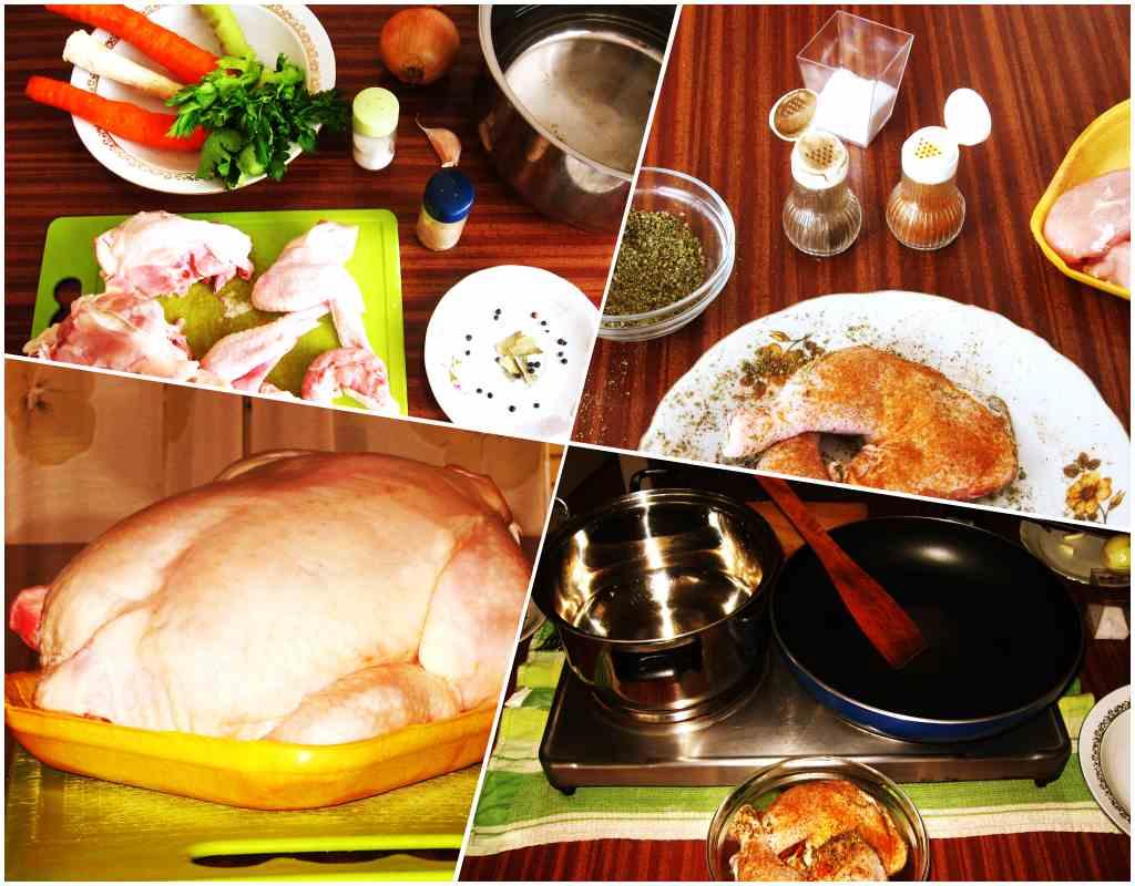 Jak przygotować kurczaka na obiad